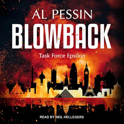Blowback Audiobook, by Al Pessin