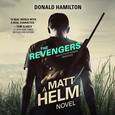 The Revengers Audiobook, by