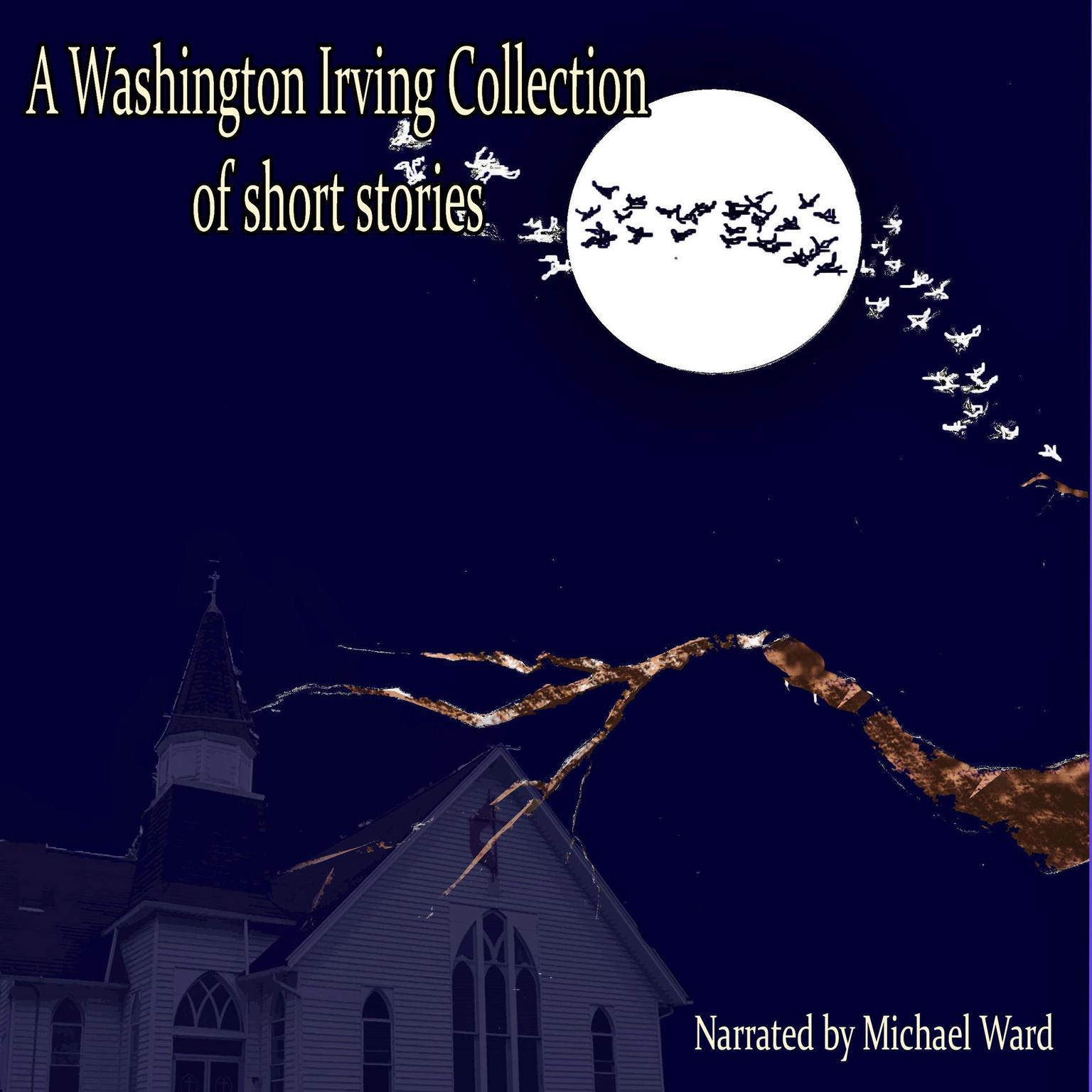 A Washington Irving Collection of Short Stories Audiobook, by Washington Irving
