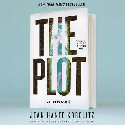 The Plot: A Novel Audiobook, by