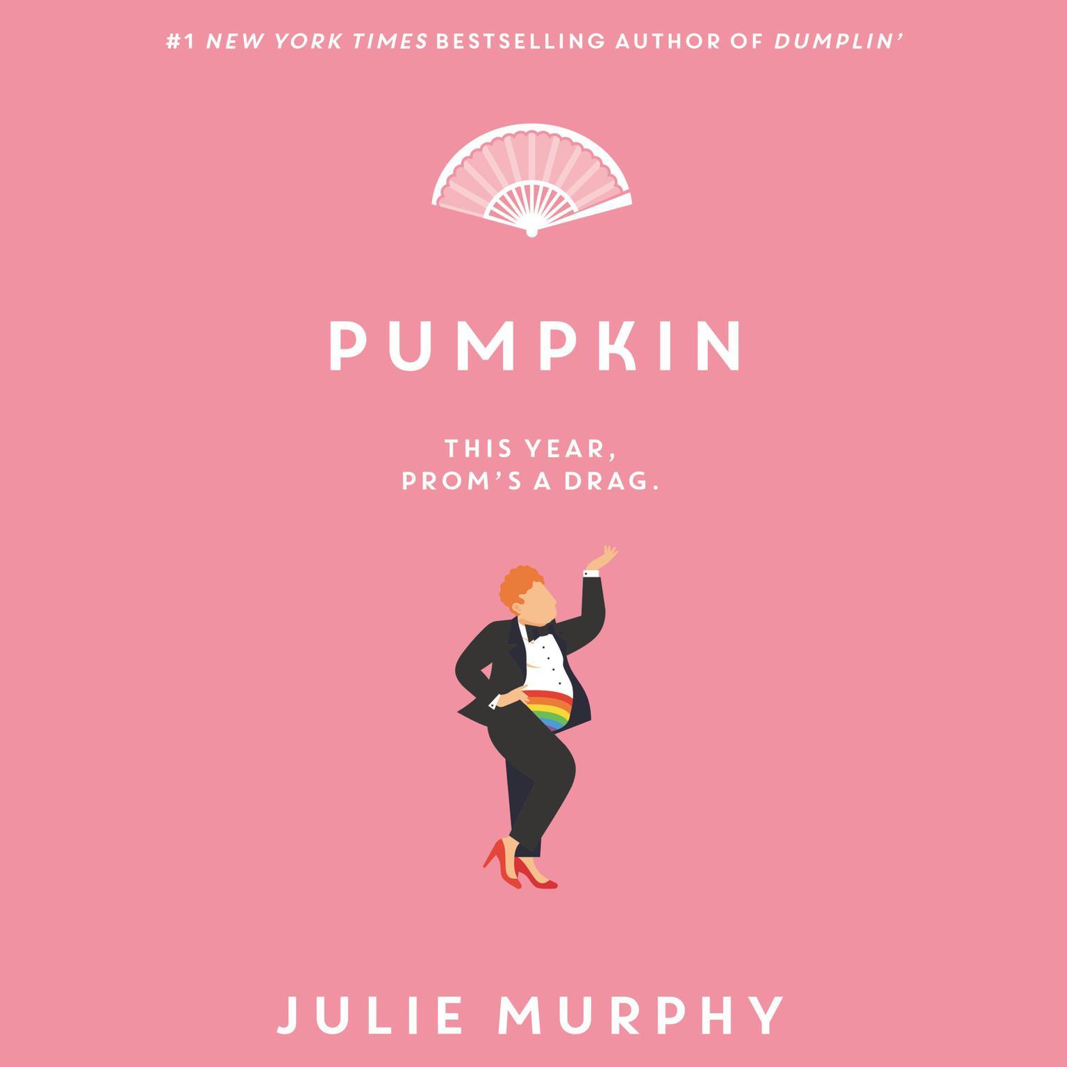 Pumpkin Audiobook, by Julie Murphy