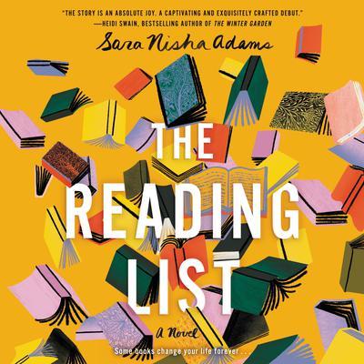 The Reading List: A Novel Audiobook, by Sara Nisha Adams