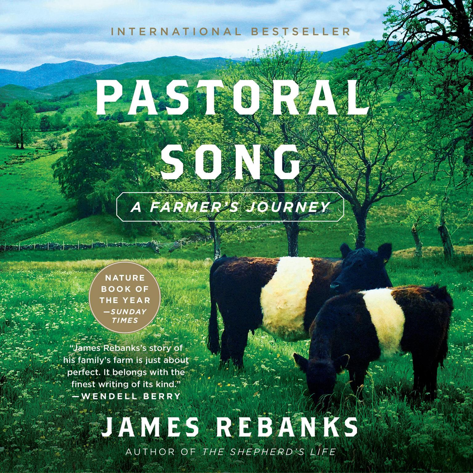 Pastoral Song: A Farmers Journey Audiobook, by James Rebanks