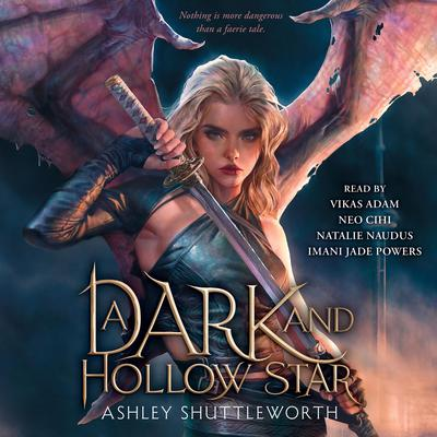 A Dark and Hollow Star Audiobook, by Ashley Shuttleworth