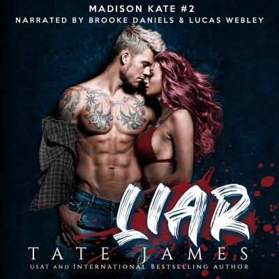 Liar Audiobook, by Tate James