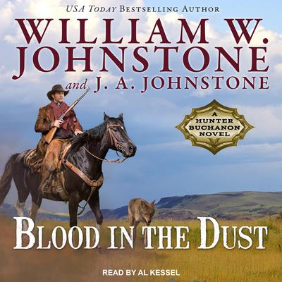 Blood in the Dust Audiobook, by