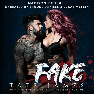 Fake Audiobook, by Tate James