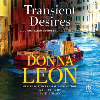 Transient Desires Audiobook, by Donna Leon