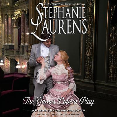 The Games Lovers Play Audiobook, by Stephanie Laurens