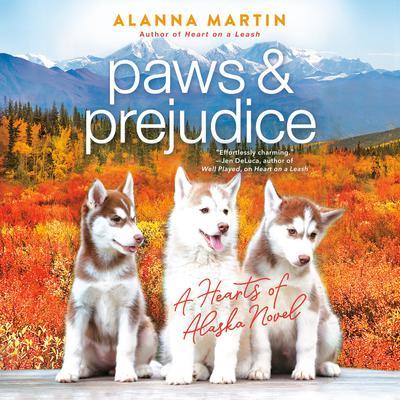 Paws and Prejudice Audiobook, by Alanna Martin