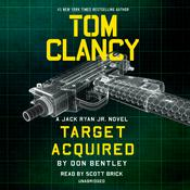 Tom Clancy Target Acquired Audiobook, by Don Bentley