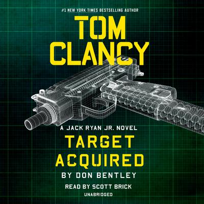 Tom Clancy Target Acquired Audiobook, by