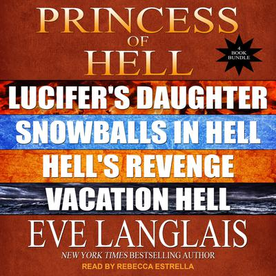 Princess of Hell: Books 1 - 4 Audiobook, by