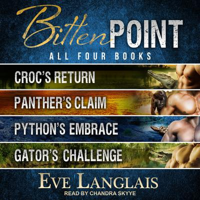 Bitten Point: Omnibus of Books 1 - 4 Audiobook, by Eve Langlais