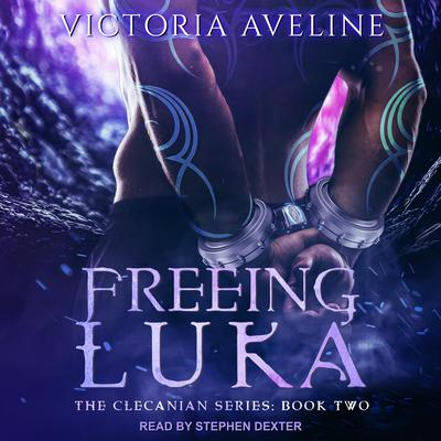 Freeing Luka Audiobook, by Victoria Aveline
