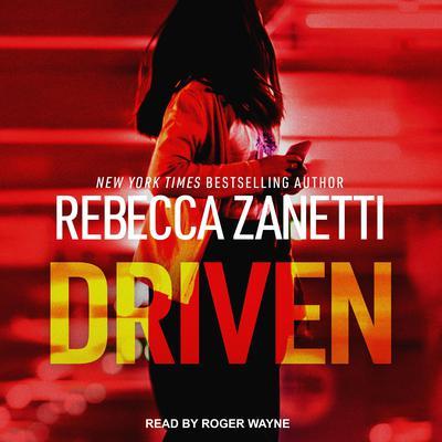 Driven Audiobook, by Rebecca Zanetti