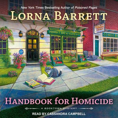 Handbook for Homicide Audiobook, by