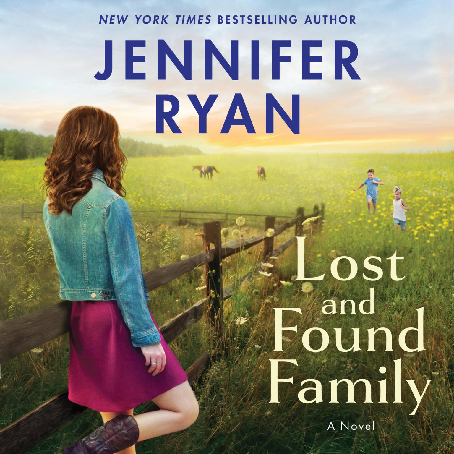 Lost and Found Family: A Novel Audiobook, by Jennifer Ryan