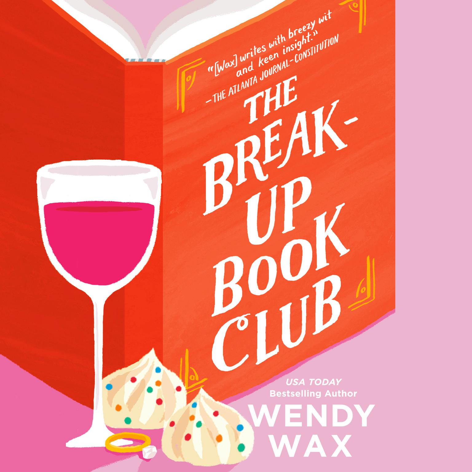 The Break-Up Book Club Audiobook, by Wendy Wax