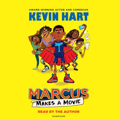 Marcus Makes a Movie Audiobook, by Kevin Hart