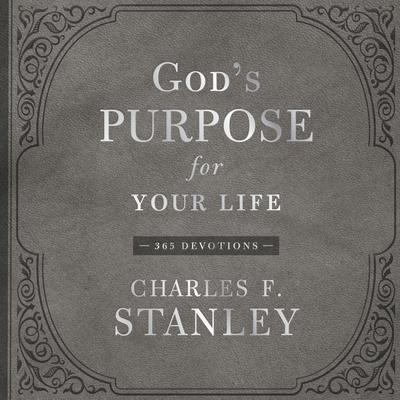 God's Purpose for Your Life: 365 Devotions Audiobook, by