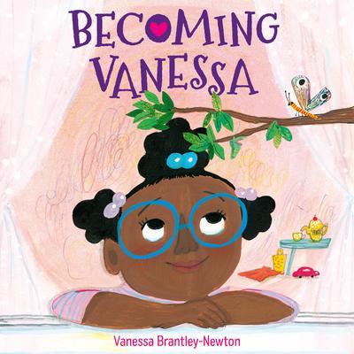 Becoming Vanessa Audiobook, by Vanessa Brantley-Newton
