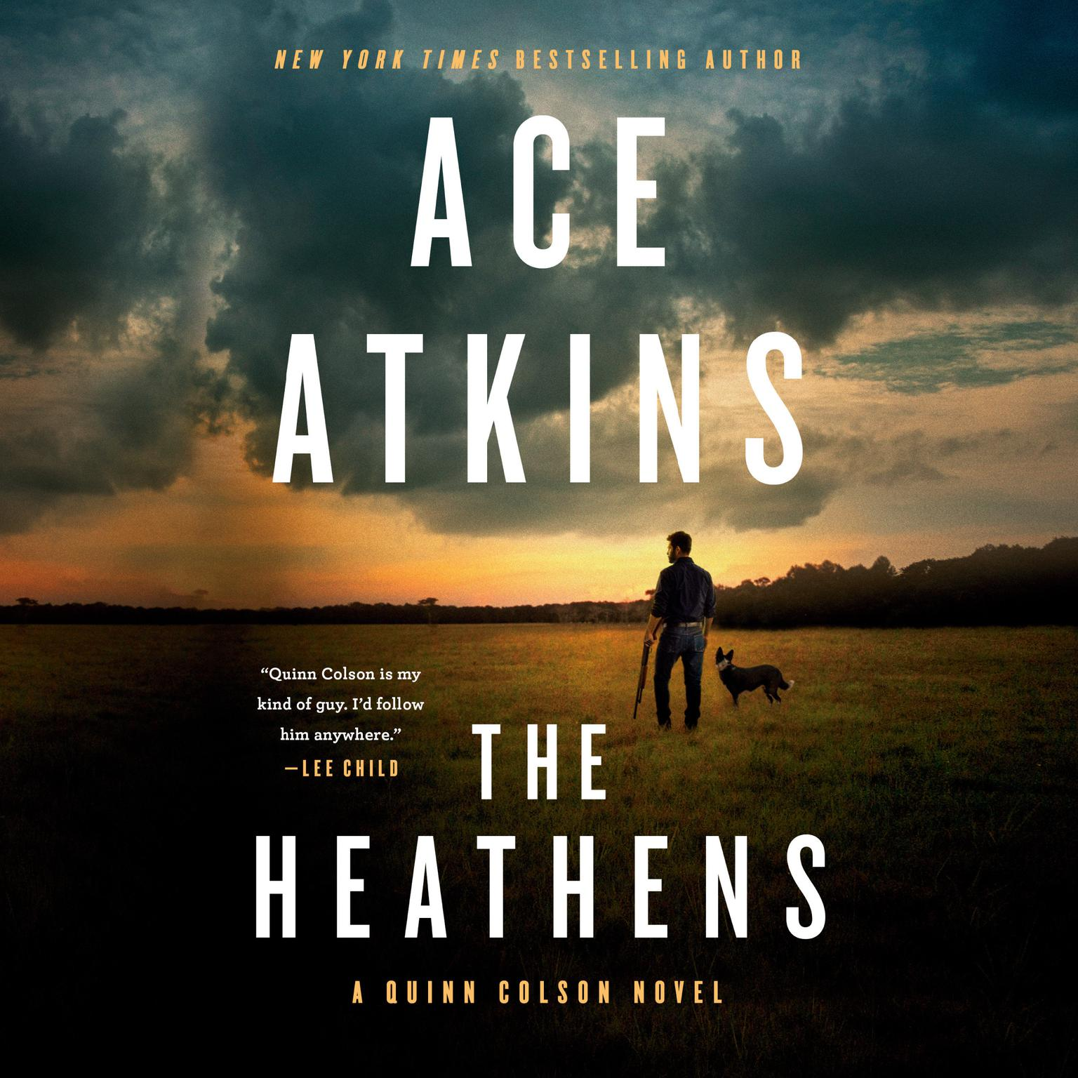 The Heathens Audiobook, by Ace Atkins