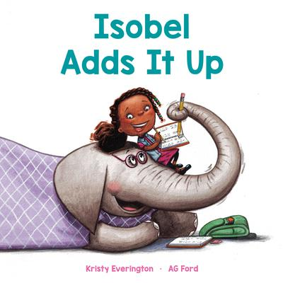 Isobel Adds It Up Audiobook, by Kristy Everington