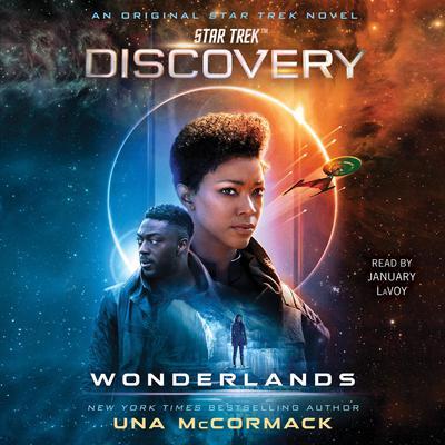 Star Trek: Discovery: Wonderlands Audiobook, by