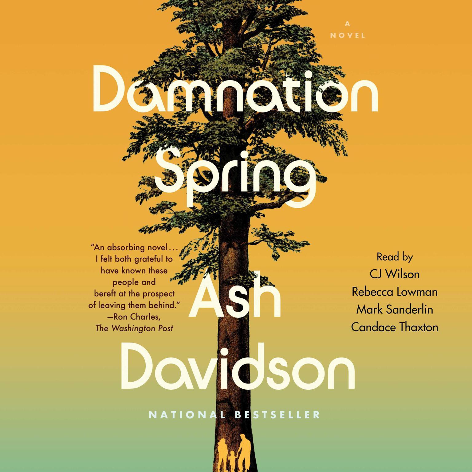 Damnation Spring Audiobook, by Ash Davidson