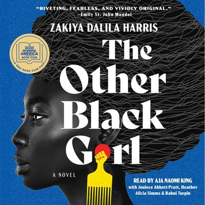 The Other Black Girl: A Novel Audiobook, by