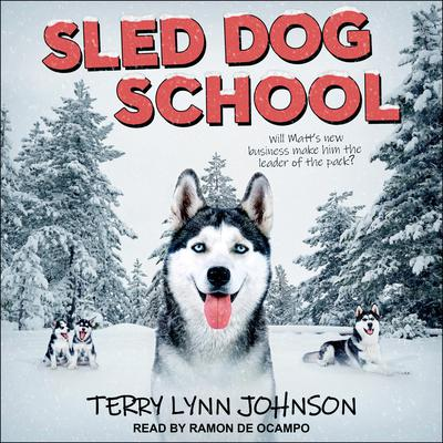 Sled Dog School Audiobook, by