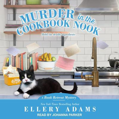 Murder in the Cookbook Nook Audiobook, by