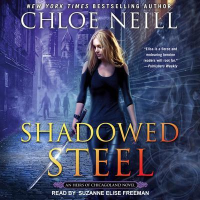 Shadowed Steel Audiobook, by