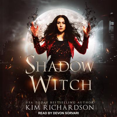 Shadow Witch Audiobook, by