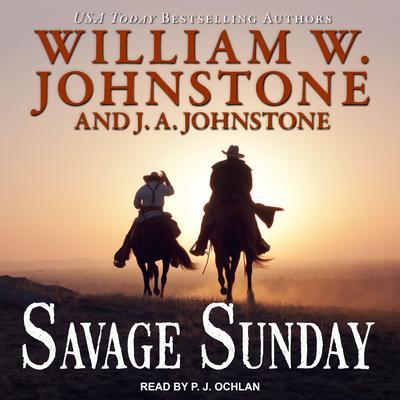 Savage Sunday Audiobook, by