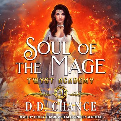 Soul of the Mage Audiobook, by D.D. Chance