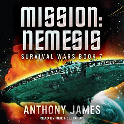 Mission: Nemesis Audiobook, by