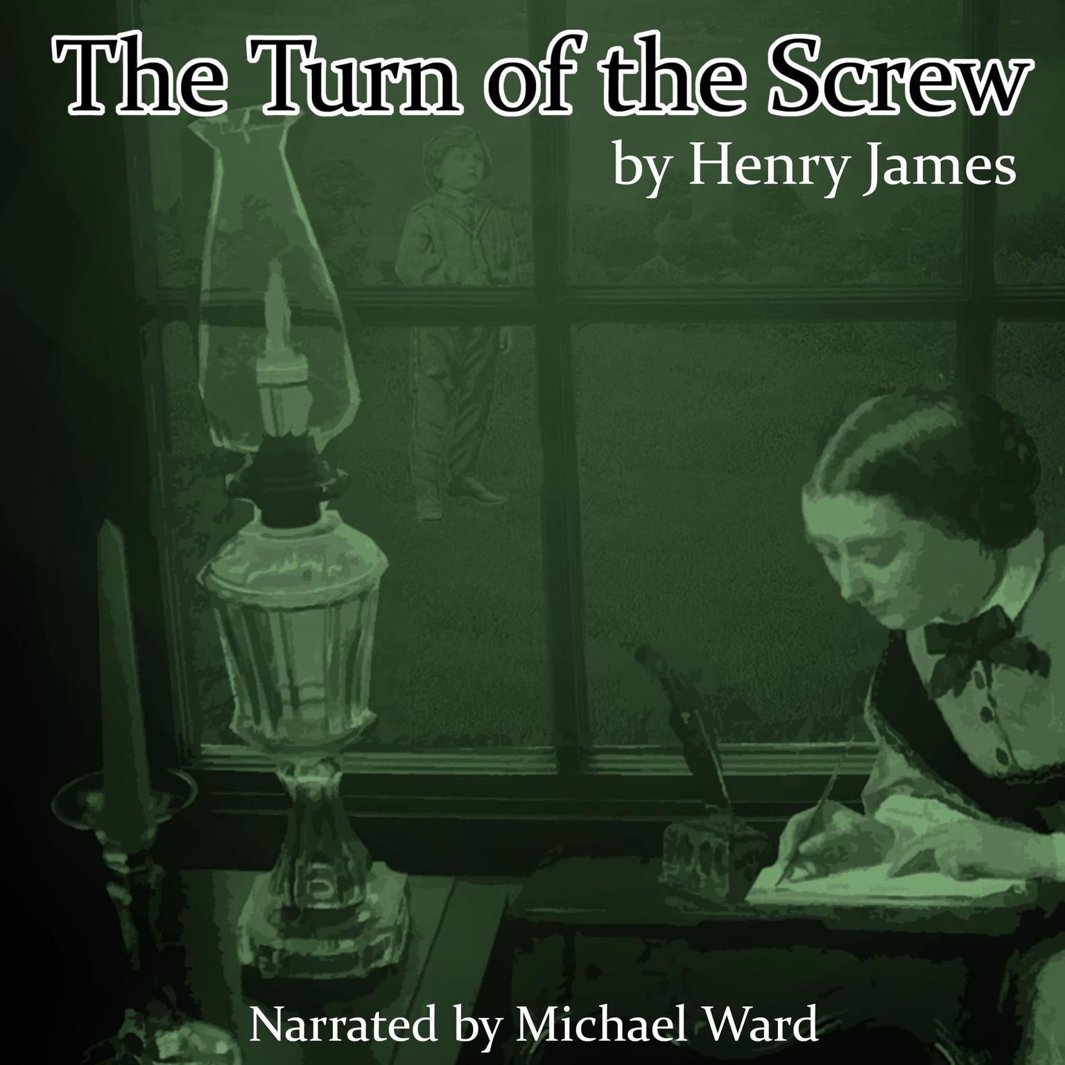 The Turn of the Screw Audiobook, by Henry James