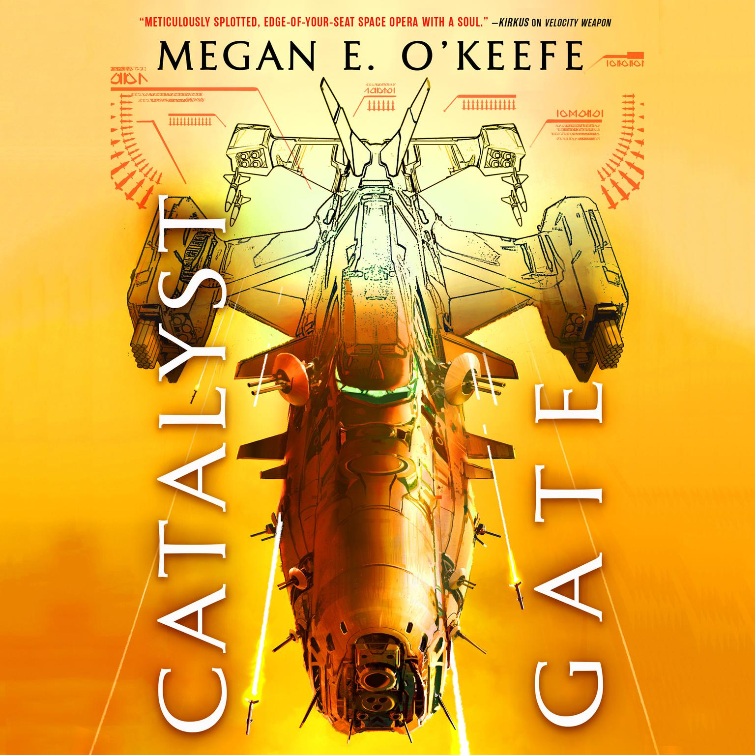 Catalyst Gate Audiobook, by Megan E. O'Keefe