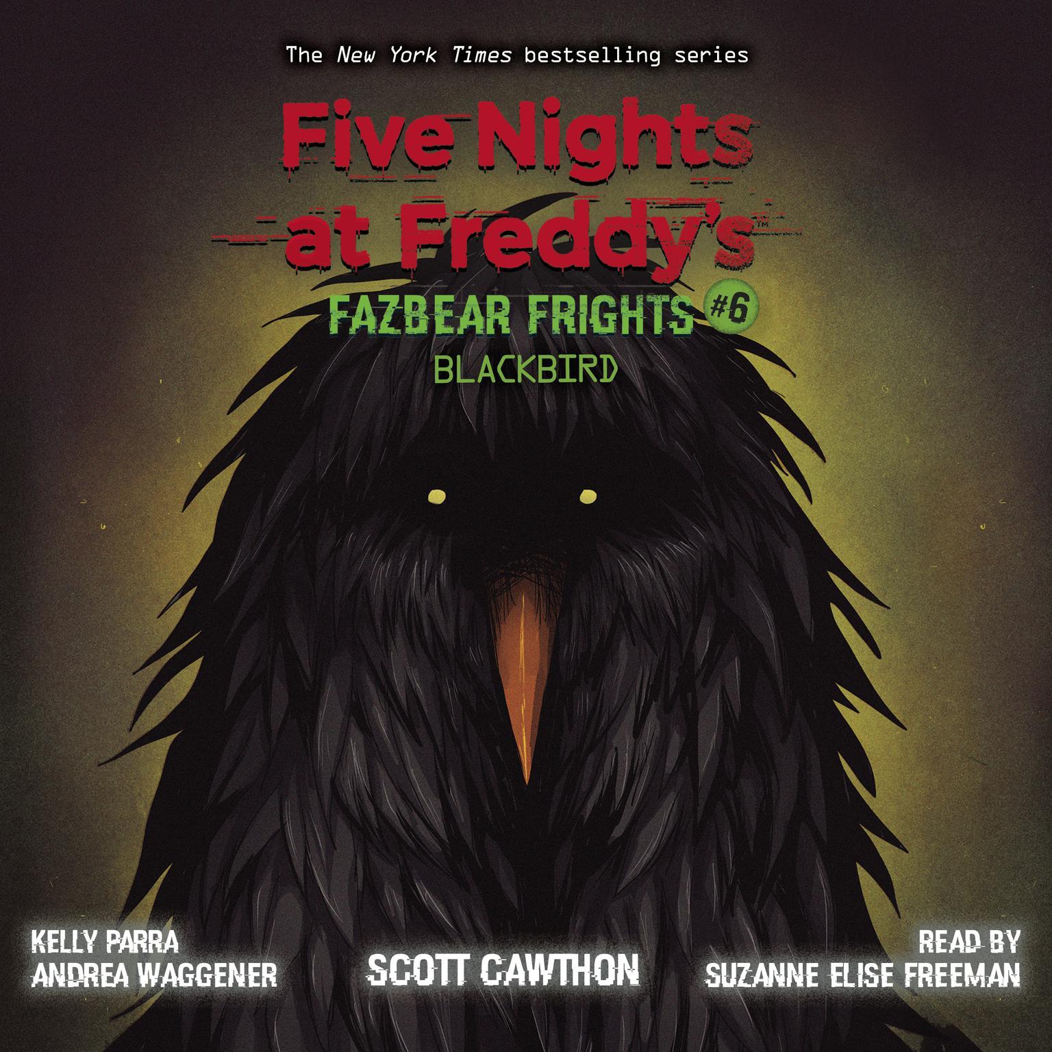 Blackbird Audiobook, by Scott Cawthon
