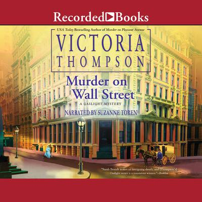 Murder on Wall Street Audiobook, by