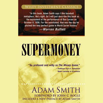 Supermoney Audiobook, by John C. Bogle