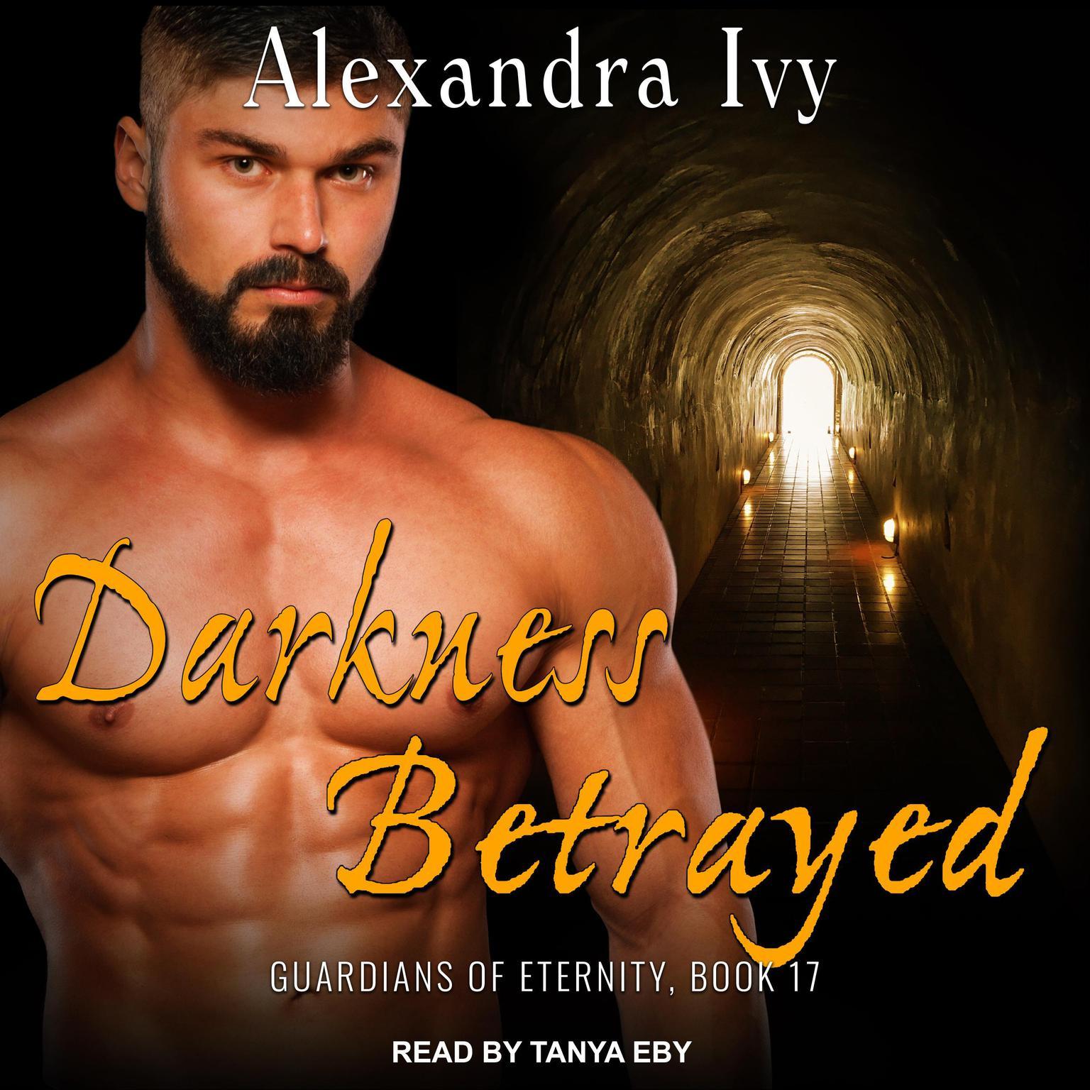 Darkness Betrayed Audiobook, by Alexandra Ivy