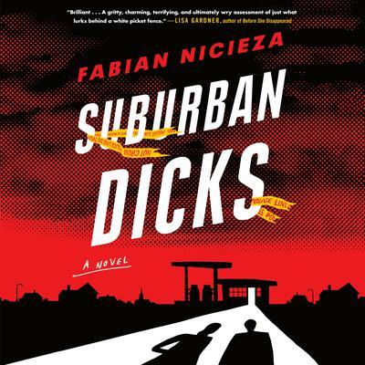 Suburban Dicks Audiobook, by Fabian Nicieza