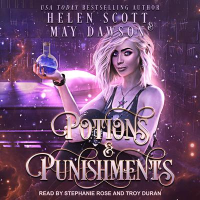 Potions and Punishments Audiobook, by