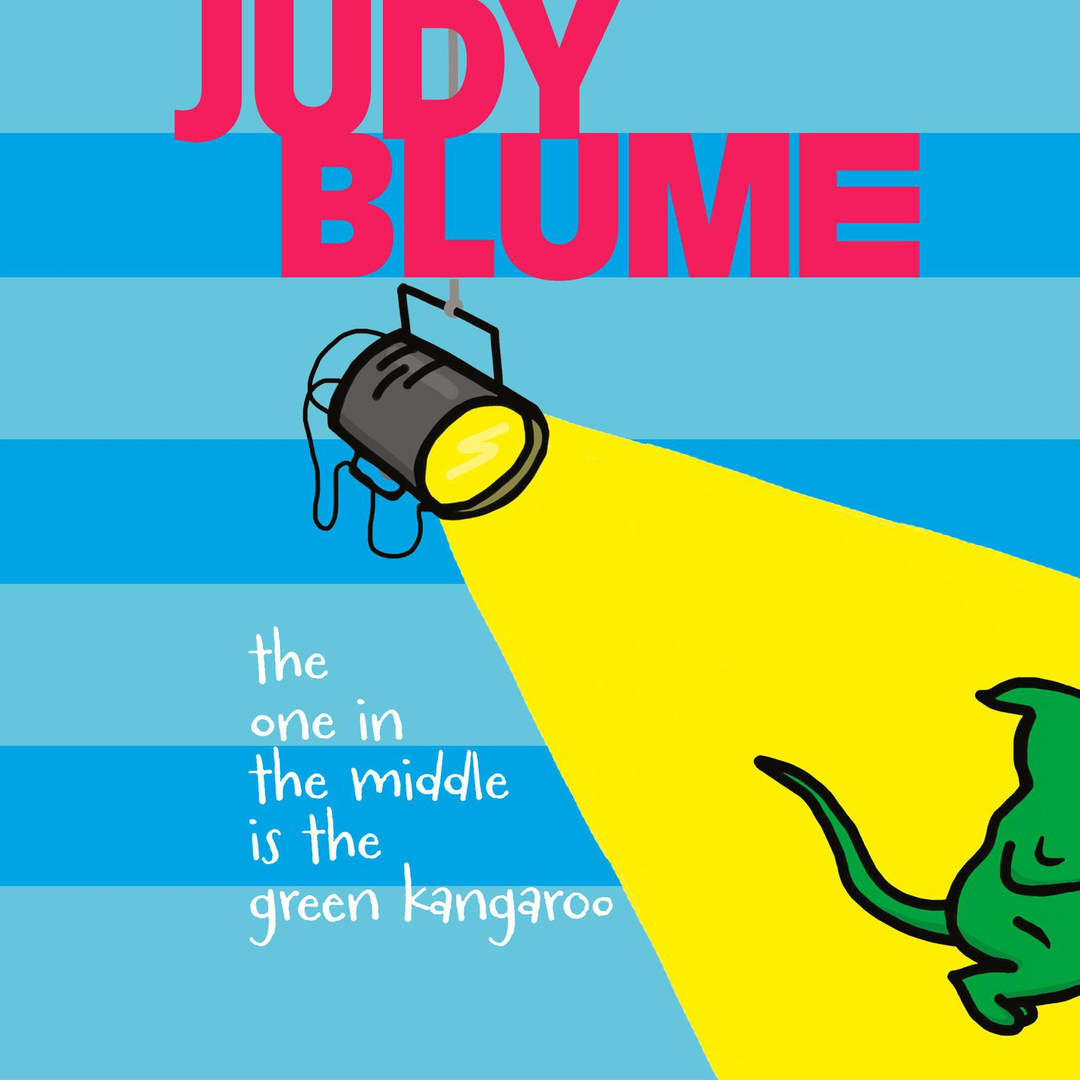 The One in the Middle Is the Green Kangaroo Audiobook, by Judy Blume