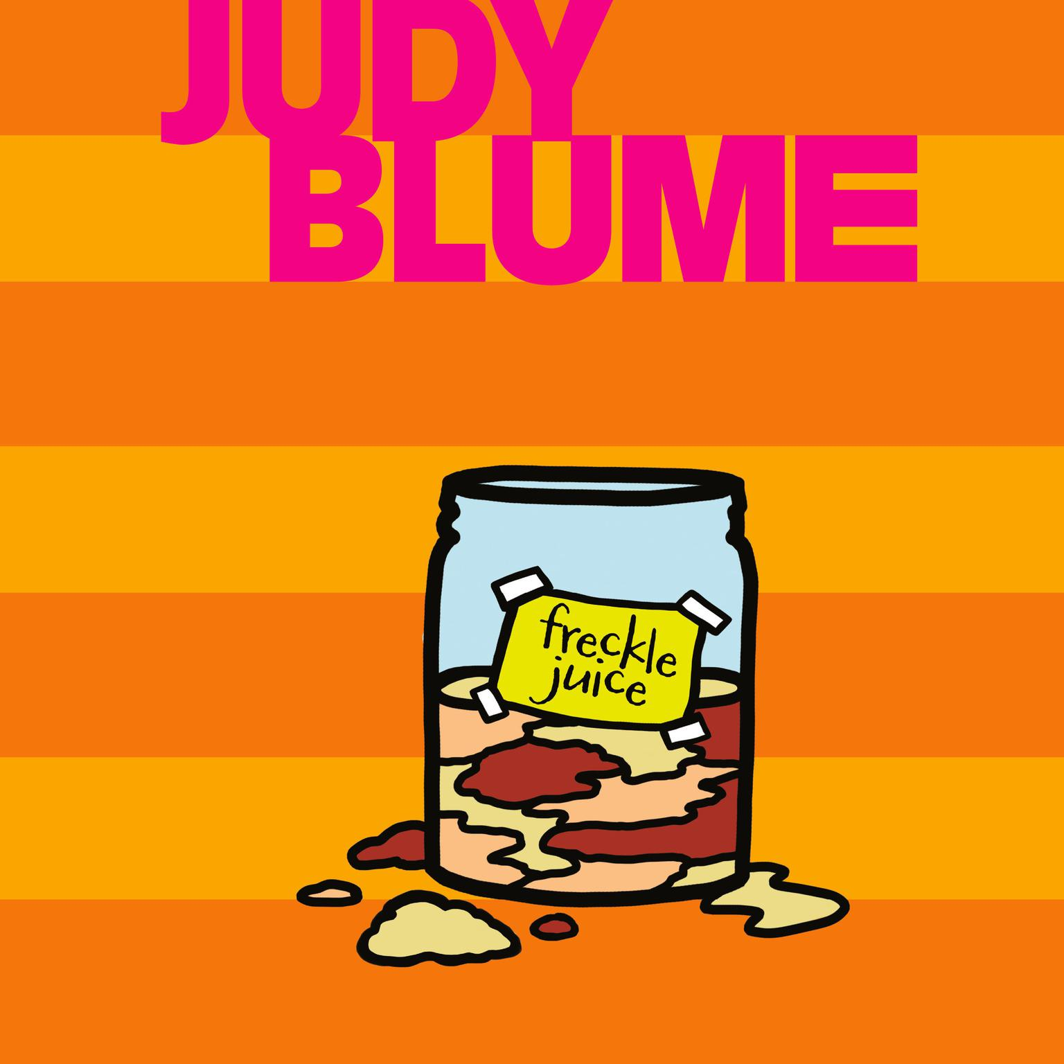 Freckle Juice Audiobook, by Judy Blume