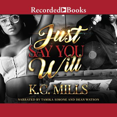 Just Say You WIll: Rachael and Porter Audiobook, by