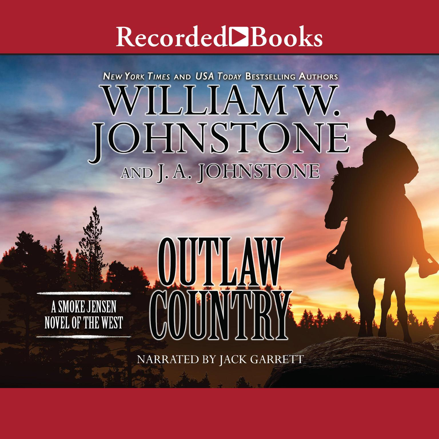 Outlaw Country Audiobook, by J. A. Johnstone